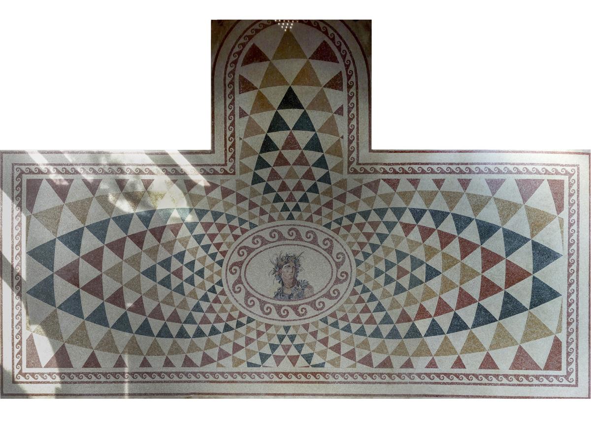 pavimento mosaico veneziano