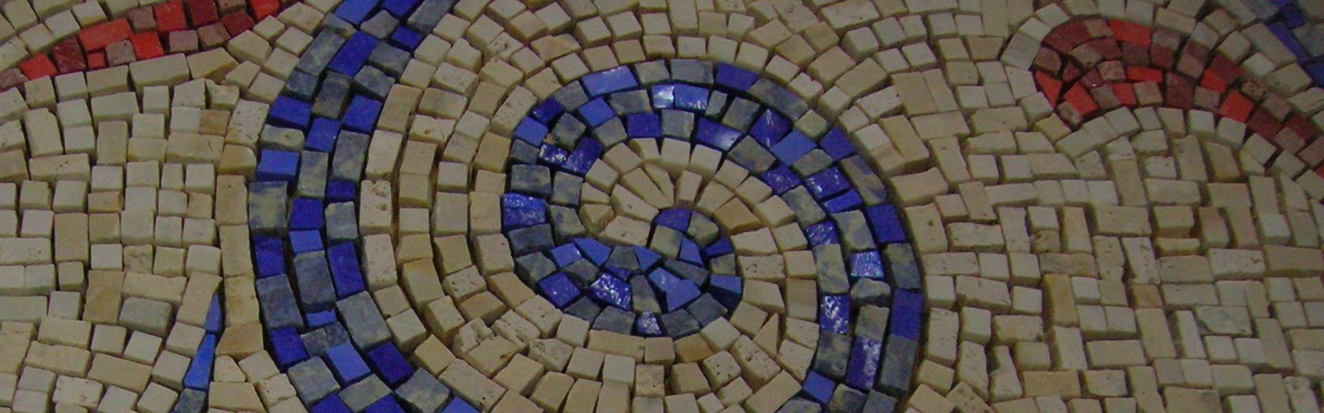 pavimento mosaico